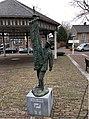 Lieshout De Vaandeldrager Niek van Leest.jpg