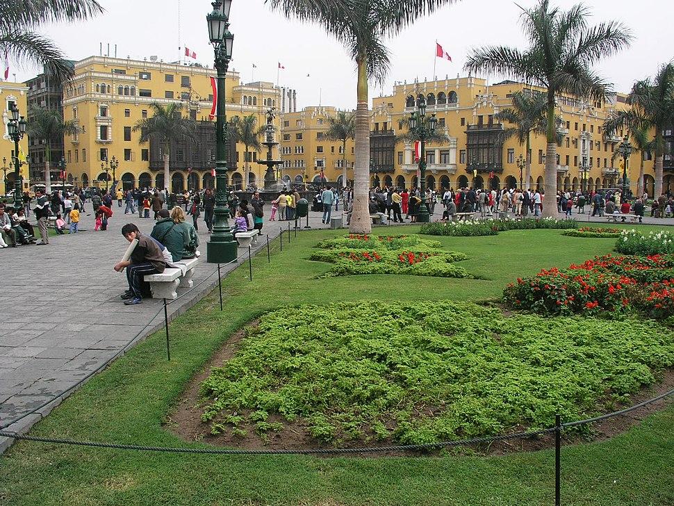Lima Plaza Mayor1