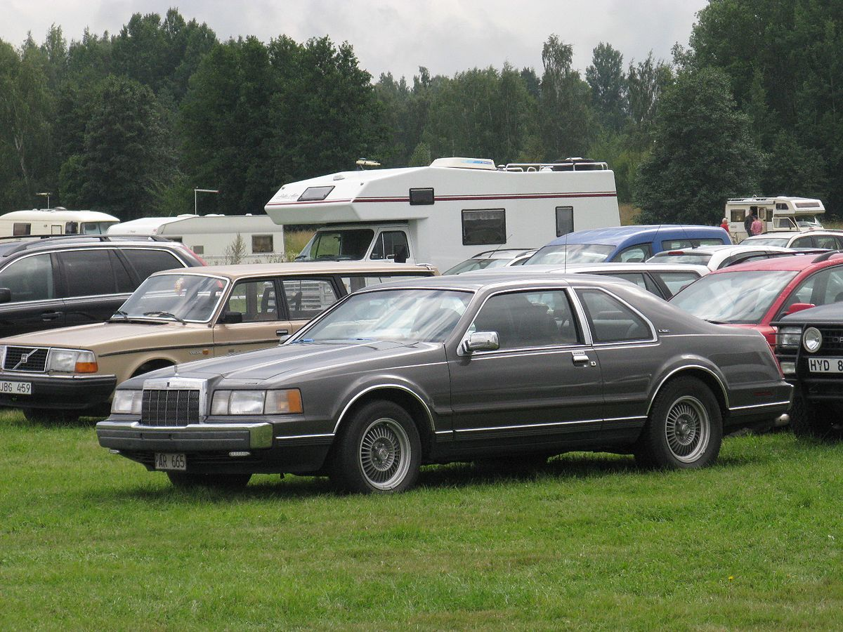 Lincoln Continental Mark Vii Wikipedia