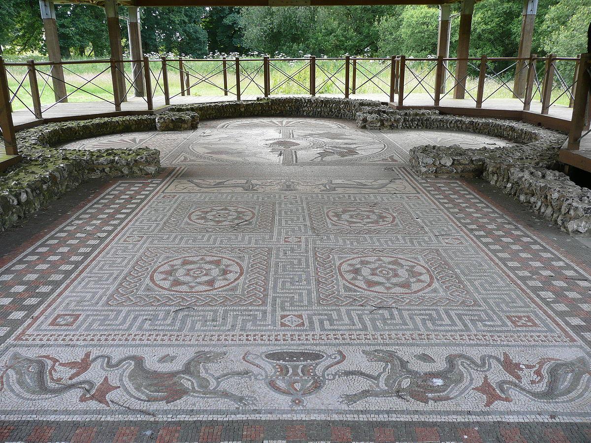 Littlecote Roman Villa Wikipedia