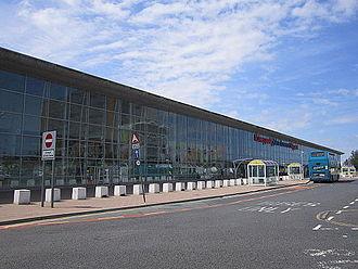 Liverpool John Lennon Airport - Image: Liverpool John Lennon Airport (1)