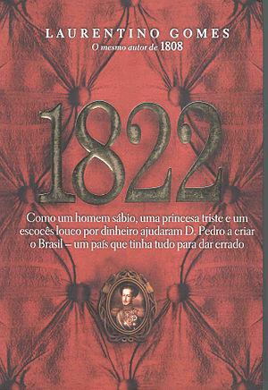 1822 (book) - Image: Livro 1822