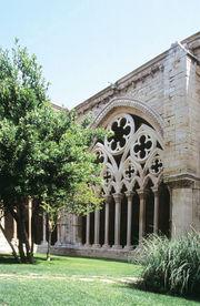 La Seu Vella, cattedrale gotica di Lleida