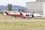 Lloyd Helicopters (VH-VAB), formerly HELIMED1-HEMS2, Bell 412EP at Wagga Wagga Airport.jpg