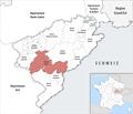 Locator map of Kanton Ornans 2019.png