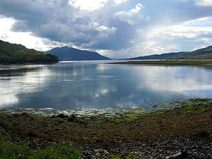 English: Loch Alsh