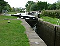 Lock on Trent and Mersey Canal, Stone - geograph.org.uk - 218183.jpg