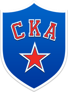 SKA Saint Petersburg Ice hockey team based in Saint Petersburg, Russia