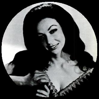 Lois Johnson - Lois Johnson in 1970