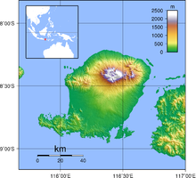 Lombok Topography.png
