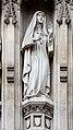 London UK Sculptures-at-Westminister-Abbey-Westgate-01 (Elizabeth).jpg