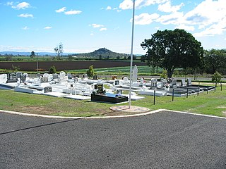 Brightview, Queensland Suburb of Lockyer Valley Region, Queensland, Australia