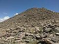Looking back up towards summit - panoramio.jpg