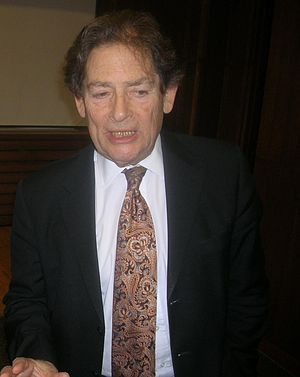 Photograph of Nigel Lawson, Baron Lawson, take...