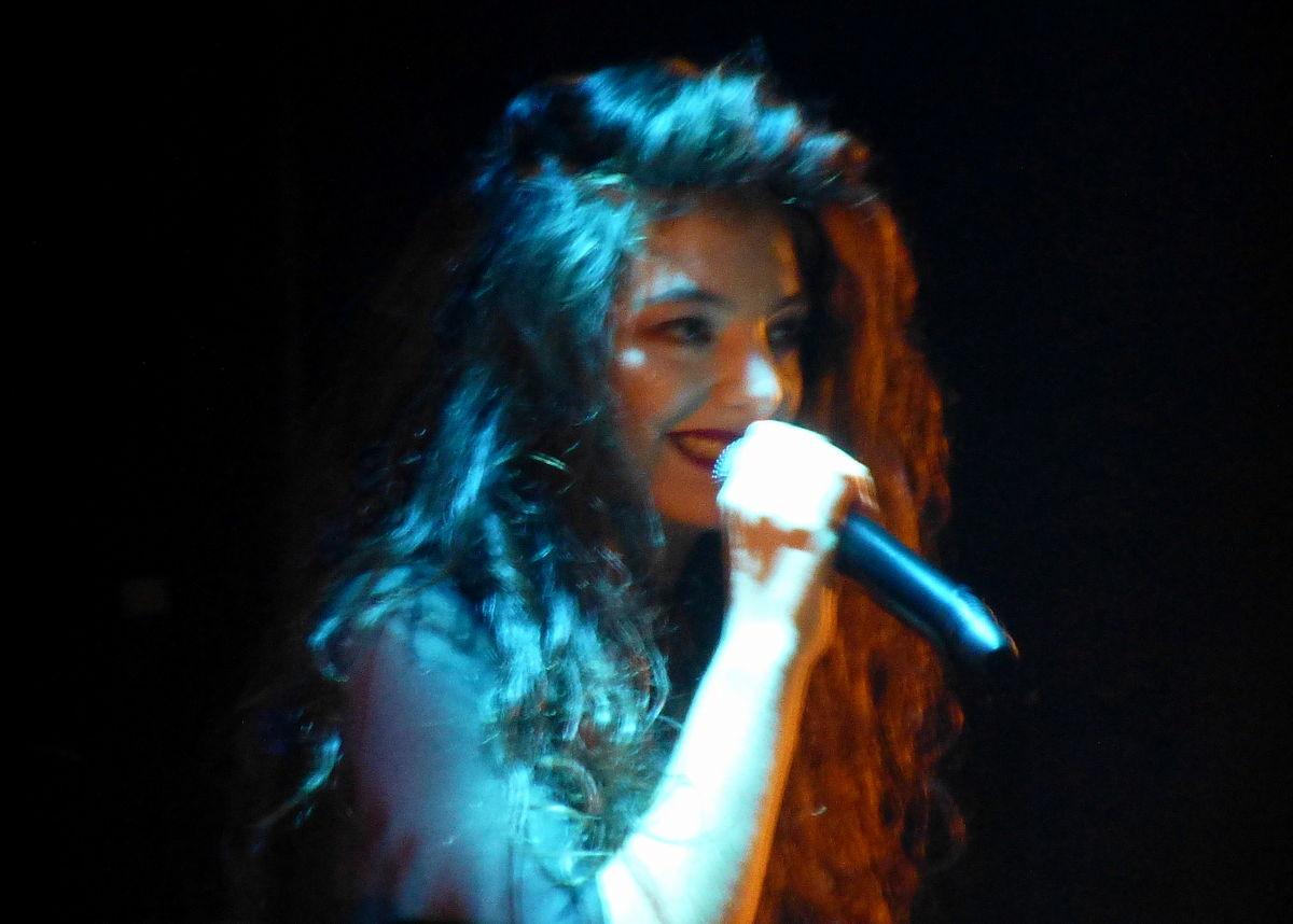 Lorde Tour - Wikipedia