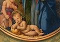 Lorenzo di credi, madonna e san giovannino adoranti il bambino, 1480 ca. 03.jpg