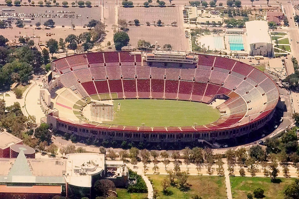 Los Angeles Memorial Coliseum Wikipedia