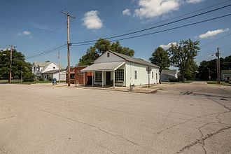 Losantville, Indiana - Image: Losantville, Indiana