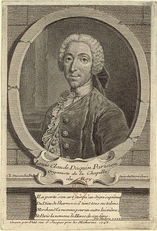 Louis-Claude Daquin