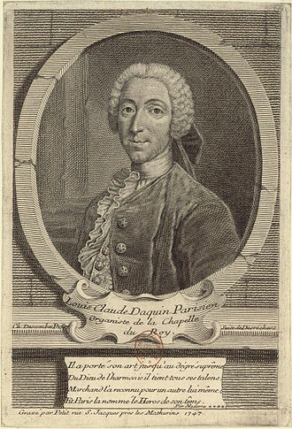 Louis-Claude Daquin - Louis-Claude Daquin
