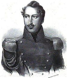 e7cc34f48c7 Louis-Napoleon at the time of his failed coup in 1836.