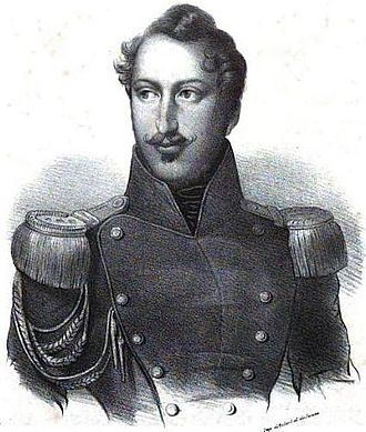 Napoleon III - Louis-Napoleon at the time of his failed coup in 1836.