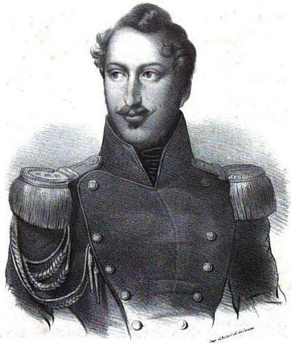Louis-Napoléon Bonaparte 1836