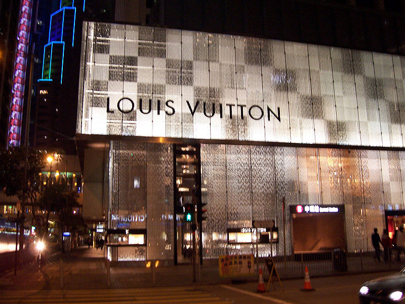 2019 year for girls- Vuitton louis art show in hong kong