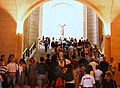 Louvre Victoire de Samothrace (Winged Victory) (9811961544).jpg