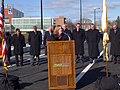 Lowell, Howe University Avenue Bridge Dedication, November 19, 2013 (10946550533).jpg