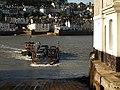 Lower vehicle ferry, Kingswear - geograph.org.uk - 1032983.jpg