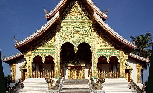 Luang Prabang-Wat Ho Pha Bang-04-gje