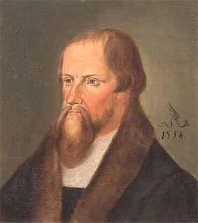 Caspar Creuziger German humanist