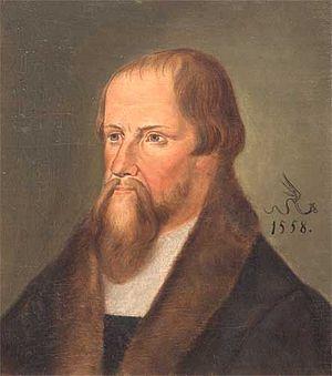 Cruciger, Kaspar (1504-1548)