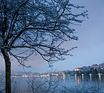 Lucerne and his lake by night - 02.jpg