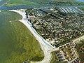 Luchtfoto Sotterum Chaletverhuur @ 'De Holle Poarte' in Friesland. - panoramio - www.sotterum.nl.jpg