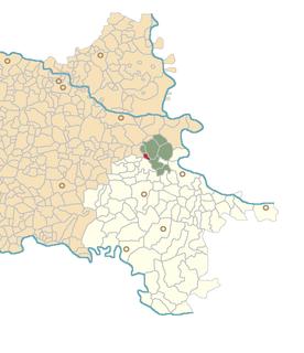 Ludvinci Village in Slavonia, Croatia