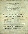 Ludwik Kropiński - Ludgarda, królowa polska.jpg