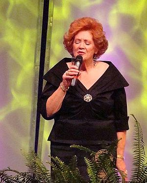 Lulu Roman - Lulu performing in 2008
