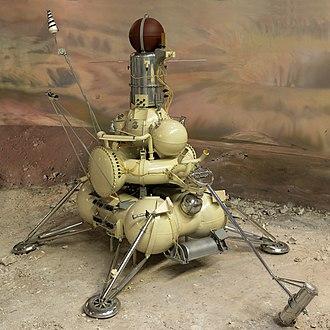 Luna 16 - Lunik 16 Moon lander