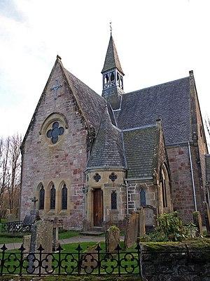 Luss - Image: Luss Parish Church geograph.org.uk 1599458
