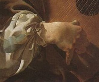 Castalian Band - Image: Lute Player Terbrugghen detail
