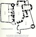 Luthmer V - 137 - Erdgeschoss Grundriss Jetziger Zustand Nach Aufnahme von Michaelis Schilling Edwin Gilowy 1892.jpg