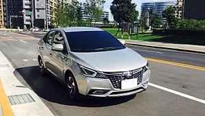 Luxgen - Luxgen S3 sedan