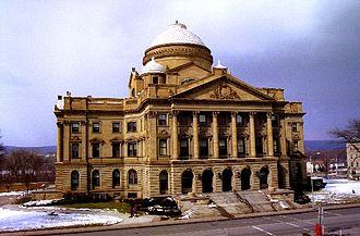 Luzerne County Courthouse - Image: Luzerne County Courthouse