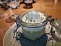 Lyon 7e - Rue de Bonald - Restaurant Kuro Goma, cheese cake au matcha.jpg
