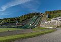 Lysgårdsbakken, Lillehammer, Southwest view 20150616 1.jpg