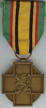 Médaille du Combattant Militaire de la Guerre 1940-1945 Belgique.jpg