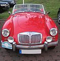 MG A 1600 - front.jpg