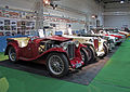 MG Car Club Luxembourg booth, Autojumble 01.jpg